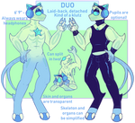 Duo [12/7/18] by Valgorithm