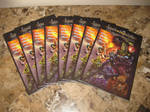 Get the Legends of Candralar Graphic Novel! by Candralar