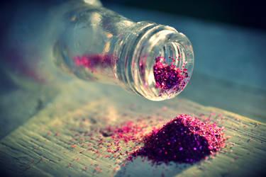 Pink Powder by marilestrange
