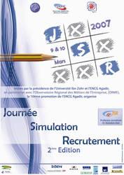 Affiche JSR 2007 V2 by 4ChaMZ