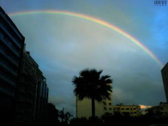 Rainbow Warrior by 4ChaMZ