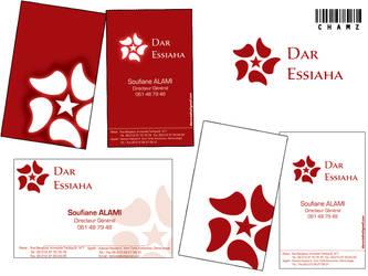 Dar Essiaha Business Card by 4ChaMZ