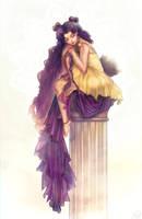 Luna - Sailor Moon by Oa-chi