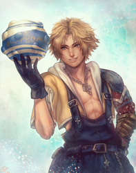 Tidus by Oa-chi