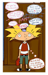 HA: First Day of School by InvisibleDeath