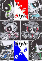PPG and RRB Style by Yang-Mei