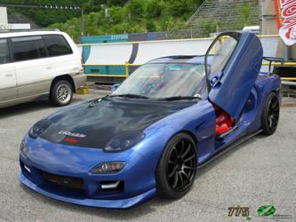 Mazda Rx-7 by Mr-Ramon