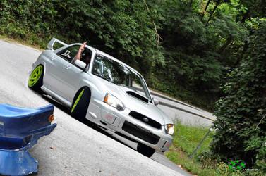 Subaru Impreza Casual Drift by Mr-Ramon
