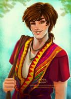Joseph, the son of Jacob by gabrielleandhita
