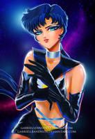 Sailor Star Fighter by gabrielleandhita