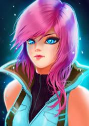 Lightning FFXIII by gabrielleandhita