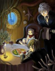 The Butler's Apprentice by slimu