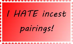 Anti-Incest pairing stamp by PrincessCillerenda