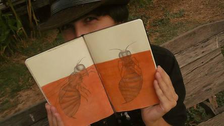 My sketchbook #13 by rusinovamila
