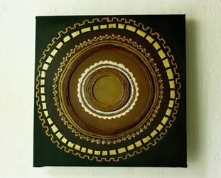 Bronze ring by rusinovamila