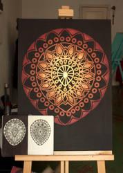 Mandala by rusinovamila