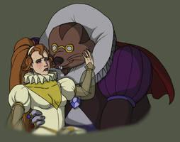 Marry the Mole by PsykoBruttan