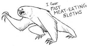 Sloth by PsykoBruttan