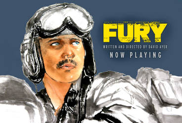 FURY - bible by 35THESTRANGE