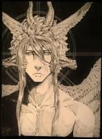 Deity of Death by Kalas11