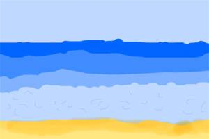 The Ocean by JayJayWolf