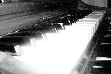 Organ keys of displease by JayJayWolf