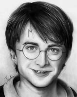 Daniel Radcliffe by JuliaFox90