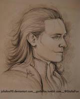 Loki by JuliaFox90