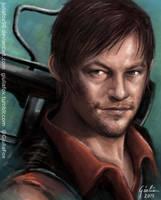 Daryl Dixon by JuliaFox90