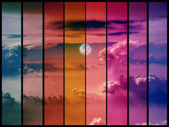 Colors of the skies by Nkahler