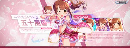 Igarashi Kyouko Cover design by priatnaadnyana