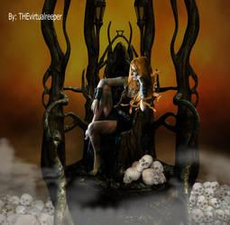 Medusa's curse by THEvirtualreeper