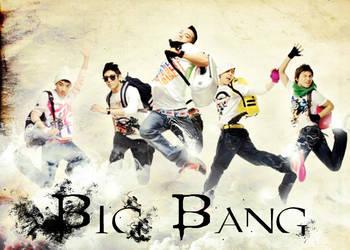 Big Bang by THEvirtualreeper