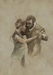 [ La Dance ] by mario-alba