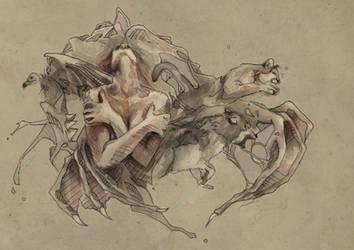[ Bestias ] by mario-alba