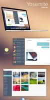 OSX Yosemite redesign concept by altavizta