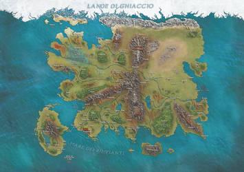 SHINTIARA WORLD MAP by Araknophobia