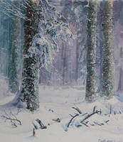 Winter by Andrei-Pervukhin