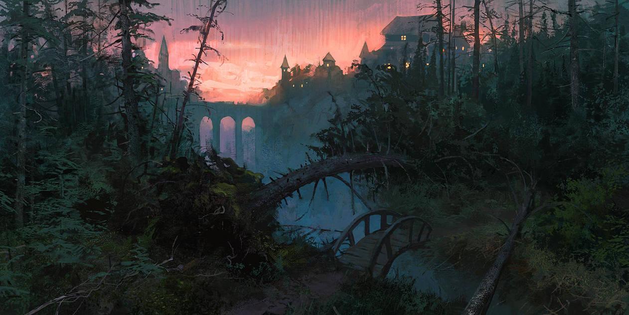Landscape_02 by Andrei-Pervukhin