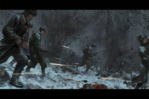 The eastern Front. 1941 by Andrei-Pervukhin