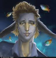 Archer (Commission) by Keitchez