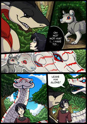 a silly lovestory-pg1 by Eelea