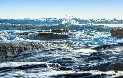 Laguna beach by KBgraphix