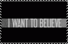 X-Files -  I Want To Believe by Unhinged-Mind