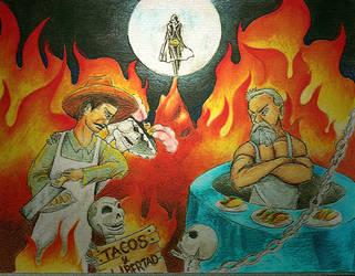Revolucion Taquera by EdgeOfAbyss