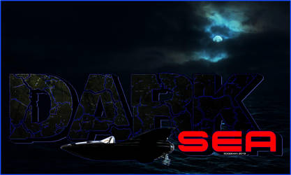 Dark Sea Project Logo by sdiggman