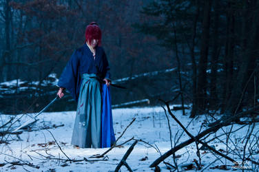 Rurouni Kenshin - 07 by JcaoFoto