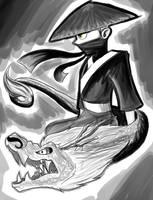 Ninja Danny by IapisbobzuIi