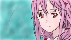 Inori by Bookworm-Ninja