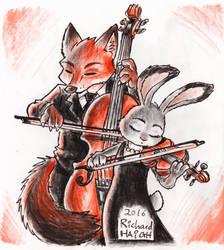 Zootopia - Vivaldi by Pen-Mark
